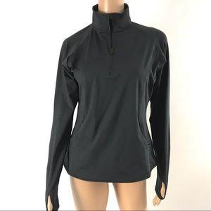 New Sporttek Women 1/2 Zip Top Jacket Athletics XS